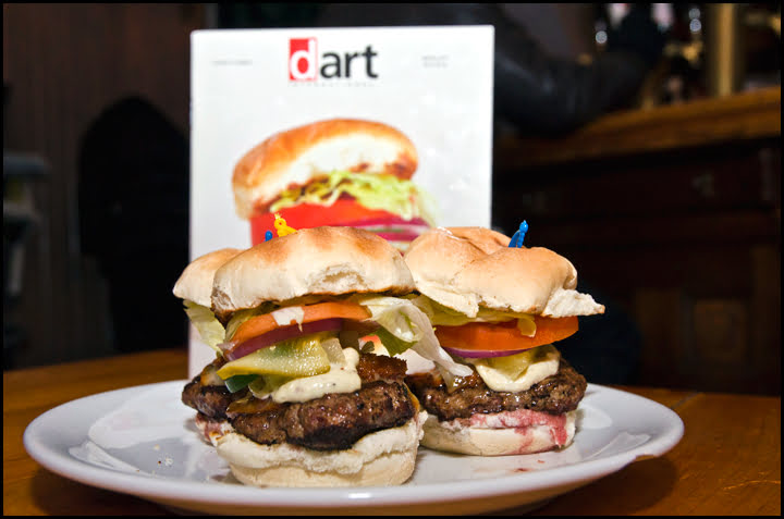 DART Burger at BQM in Toronto