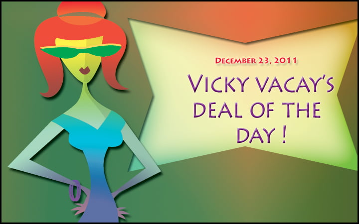 vicky vacay deal of the day 12-23