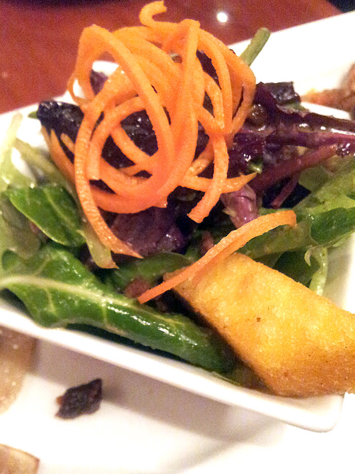 Vegan Caesar, Zen Kitchen, Ottawa, Restaurant, Vegan, dining