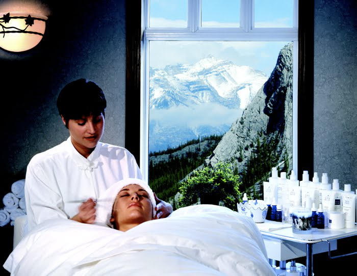 Banff Springs Facial - willow-stream-spa