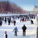 Rideau Canal, Ottawa, ice skating, ontario, winterlude
