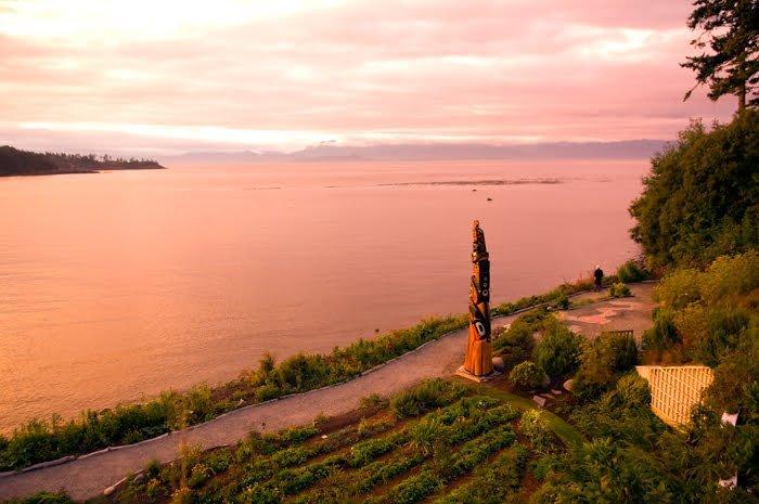 Sooke Harbour House -Vancouver Island