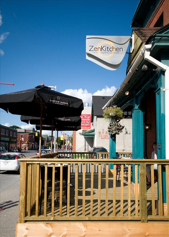 Zen Kitchen, Ottawa, Vegan, Restaurant