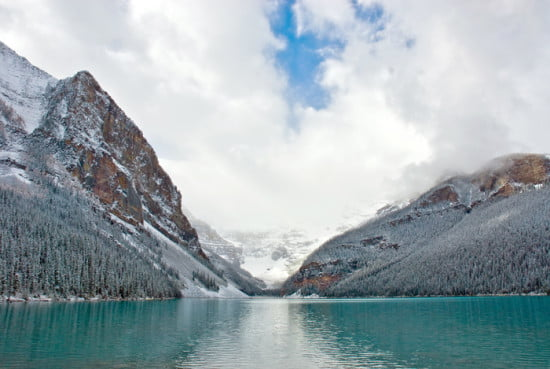 banff-lake-louise-winter