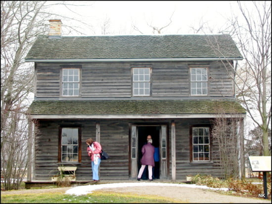 Black History; Windsor; Chatham; Uncle Tom's Cabin; Underground Railroad