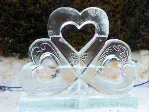 Ice sculptures, Ottawa, Winterlude