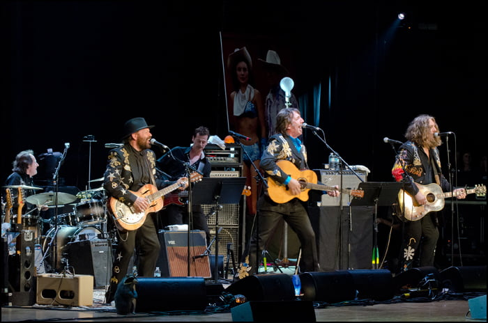 Blackie and the Rodeo Kings, Massey Hall, Canadian Music Week, Toronto