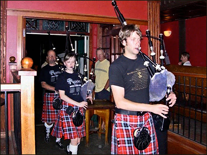 O'Hanlon's Regina Irish Pub St Patrick's Day St. Paddy's Day Best Pubs Canada