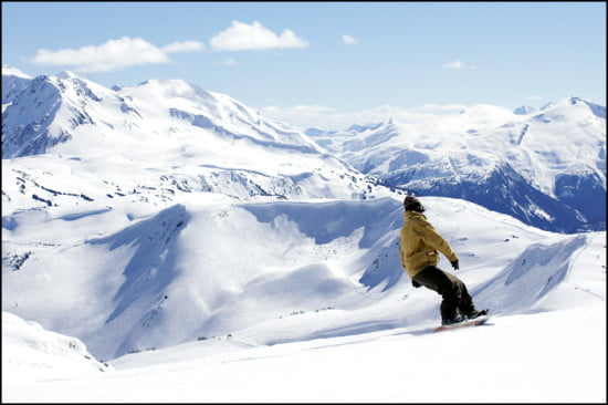 winter; snowboarding; whistler; blackcomb ski resort; mountains; sports