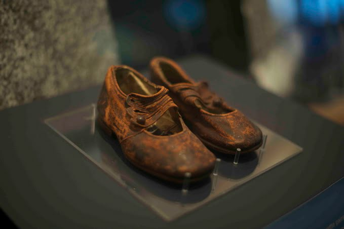 Maritime Museum of the Atlantic _Titanic_shoes