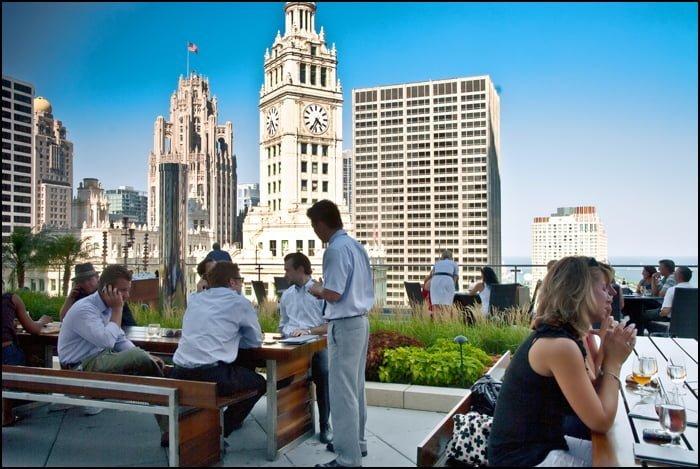 trump hotel-chicago-business travelle-leisure travelle