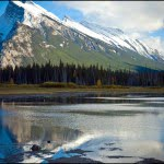 Mount Rundle Banff Alberta