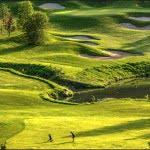 Bromont golf course