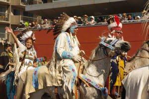 Sisika Blackfoot-2012-calgary-stampede