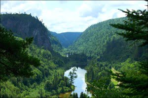 Agawa-Canyon