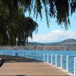 Okanagan Lake Kelowna BC