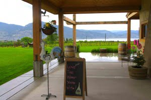 Red Rooster Winery BC