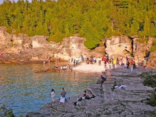 the-grotto-bruce-peninsula