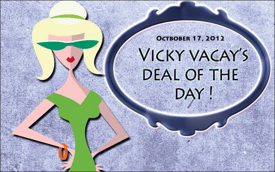 travel deal october 17, 2012