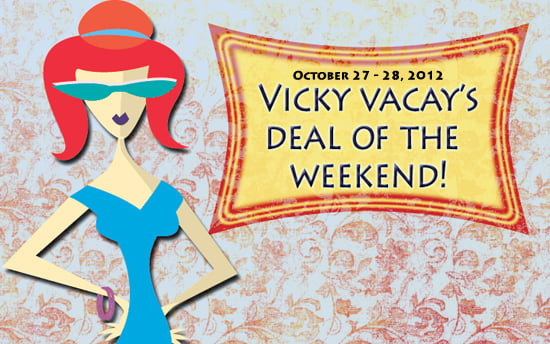 vicky vacay deal of the weekend