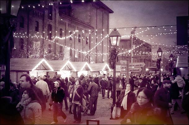 Lowe's Toronto Christmas Market