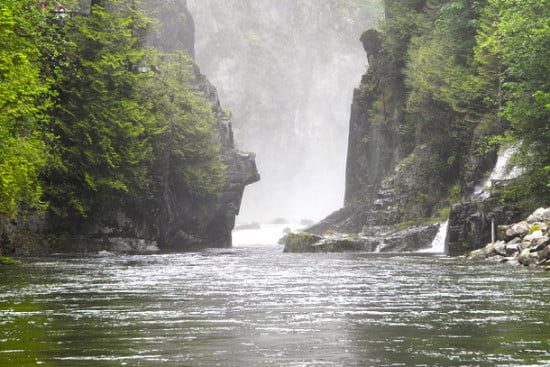 capilano canyon-north-vancouver