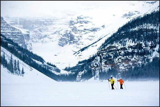 Lake Louise Cross country skiing