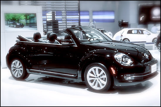 Volkswagon Beetle Convertible for 2013 will make escaping on a Canadian road trip hard to resist. (Terry O'Neill/Vacay.ca)