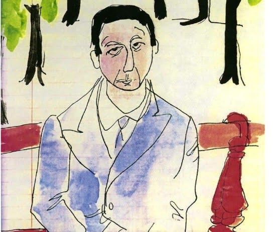 Paris Again Leonard Cohen