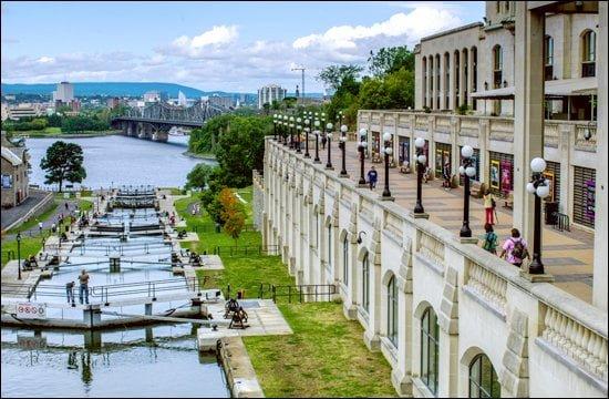 Ottawa canals