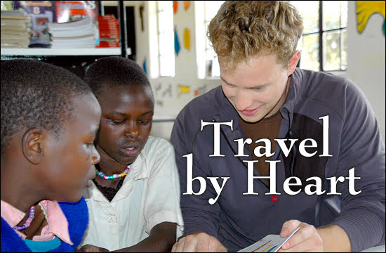 Travel by Heart Marc Kielberger