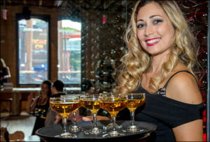 Free-drinks-Cibo-wine-bar-toronto