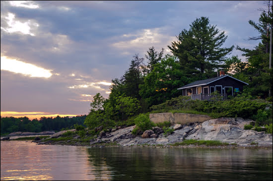 cottage-country-french-river-ontario
