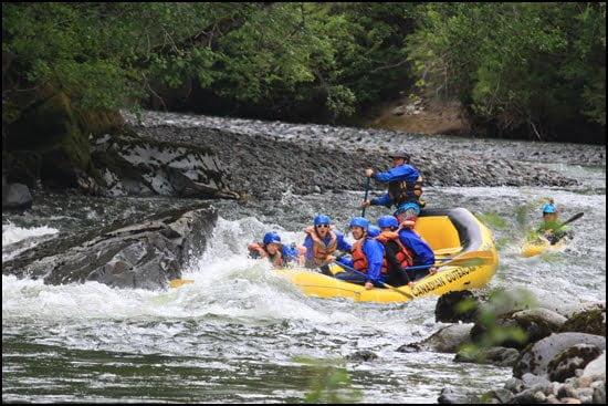 Squamish-BC-Cheakamus-River-White-Water-Rafting