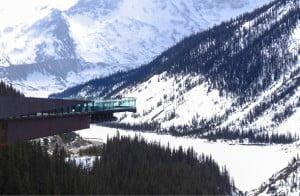 Glacier Skywalk alberta