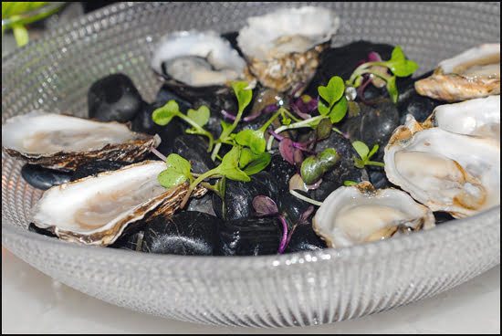 hawksworth oysters