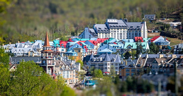 mont tremblant overview