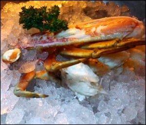 snow crab hopgoods foodliner