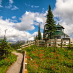 mount-revelstoke-national-park-fire-tower