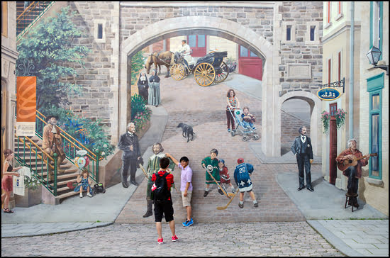 Quebec-City-mural