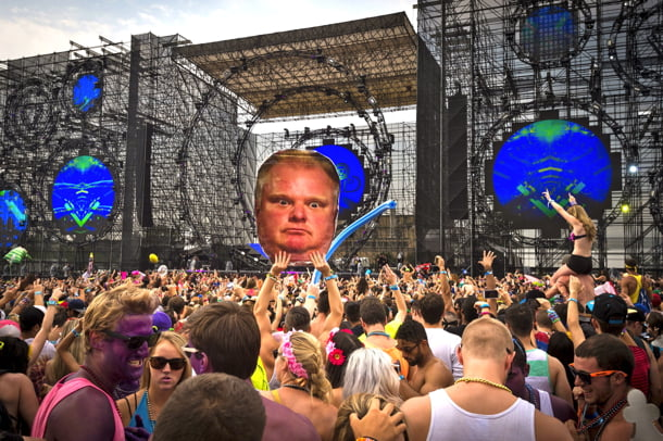 veld-music-festival-rob-ford-sign