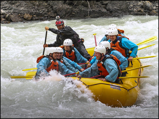 White-Water-Rafting-Golden-British-Columbia