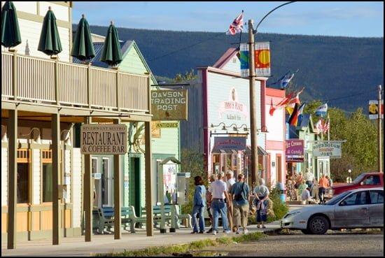 Dawson-City-Yukon
