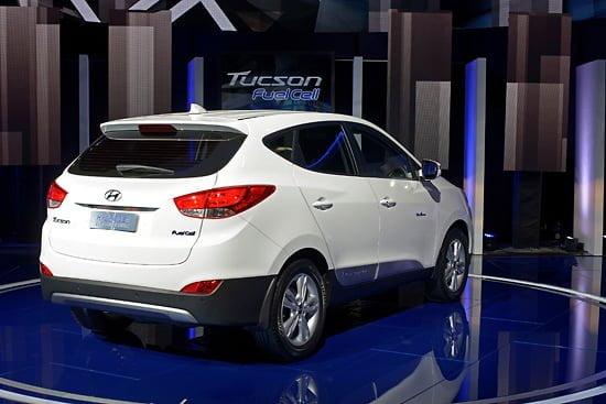 Auto Show Hyundai Tucson FCEV - 9
