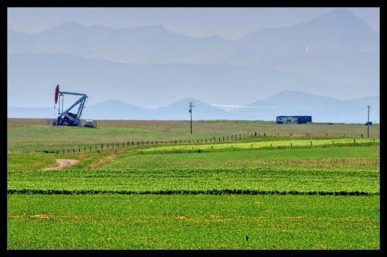 Cowboy-Trail-Oil-Derrick-Alberta