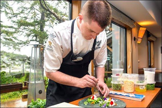 Chef Warren Barr-Wickaninnish-Inn-Tofino