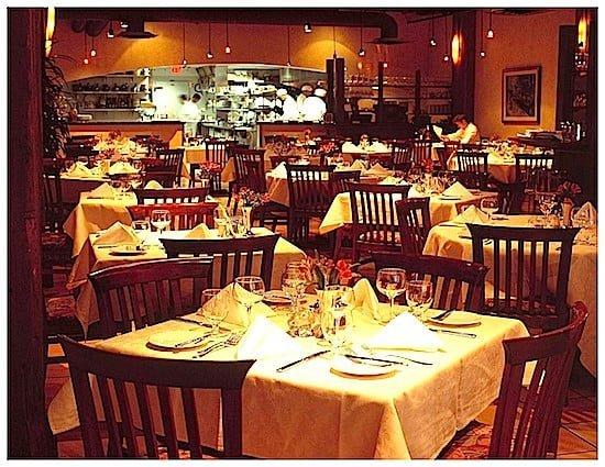 Cioppino's Main Dining Yaletown