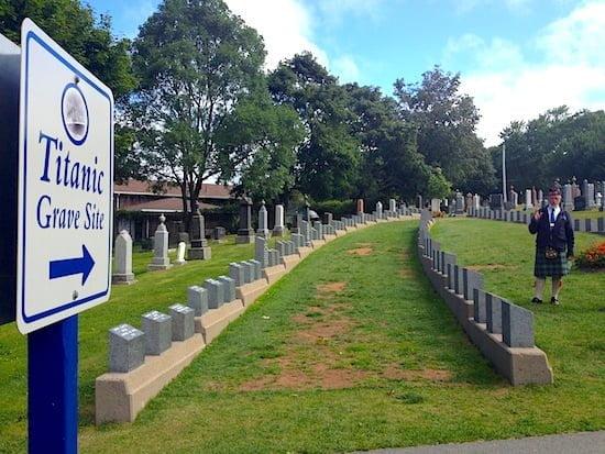 Halifax-Titanic-Grave-Site
