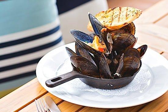 WildTale clams-Yaletown