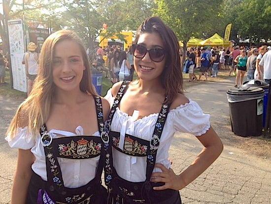 pretzel-servers-toronto-festival-of-beer